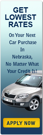 Get Lowest Rates on Your Next Car Purchase in Nebraska, No Matter What Your Credit Is!