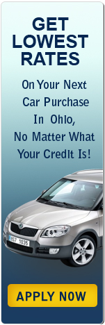 Car Loans Ohio Bad Credit Auto Lenders And Dealers Network Ohio Compare Rates No Down Payment